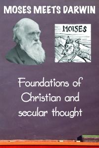 Darwin vs. Moses