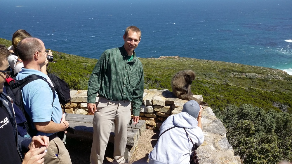 Bloom Where You're Planted- Cape of Good Hope Baboons (5/6)